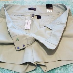 <THE LIMITED> Mint Green Tailored SHORTS